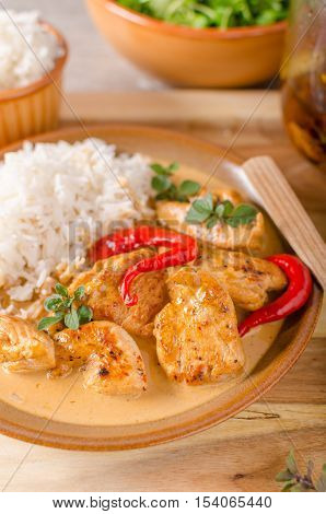 Delicious Chicken Curry
