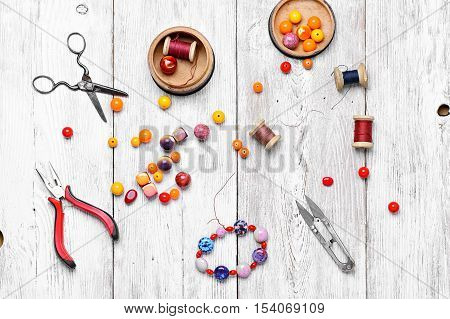 Beads For Decoration