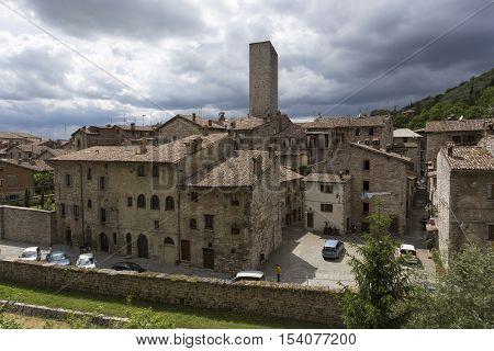Old Town Gubbio