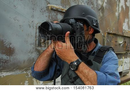 Press Photojournalist Photographer