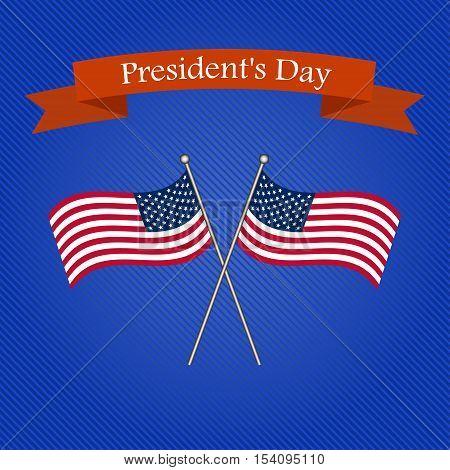 Happy Presidents Day United states of America