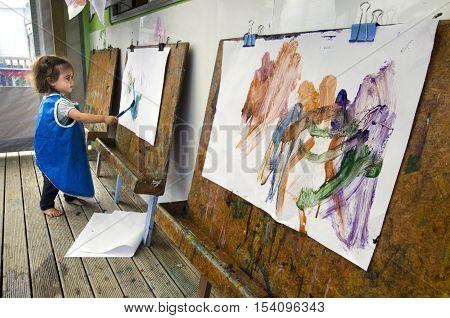 Childhood - Art