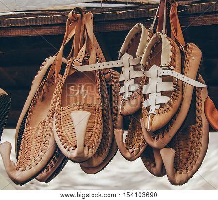 peasant shoe