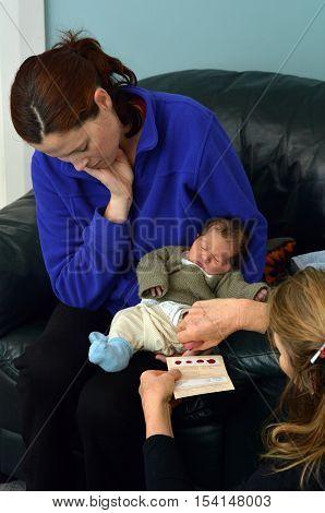 Newborn Metabolic Screening Test