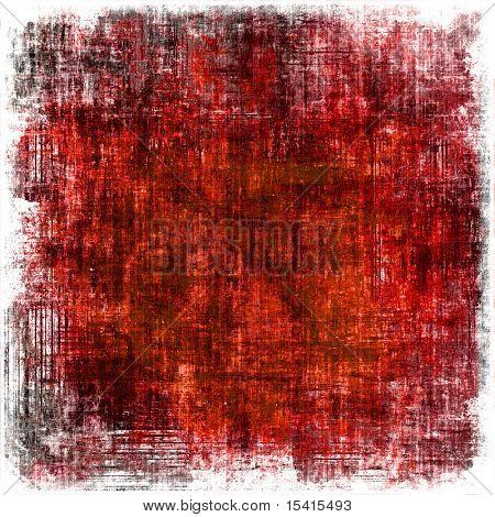 Red  Background Grunge