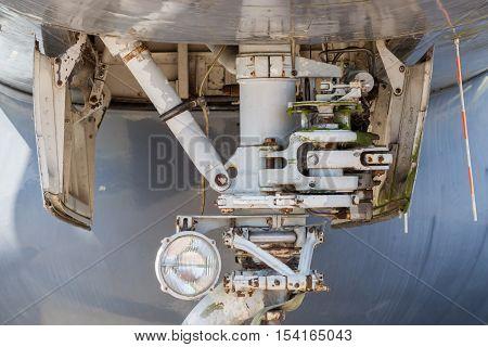 Aircraft Nose Landing Gear