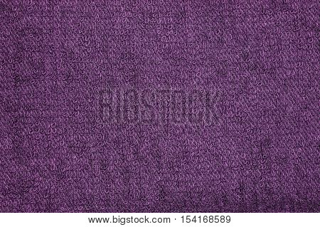 Towel texture or towel background for design with copy space for text or image.