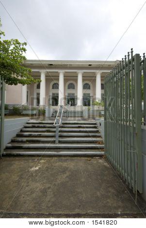 Library San Juan