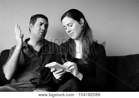 Couple Disagree About Expectation Of Life
