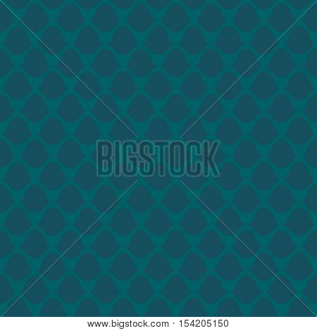 Stylized Seamless squama pattern. Simple Vector illustration