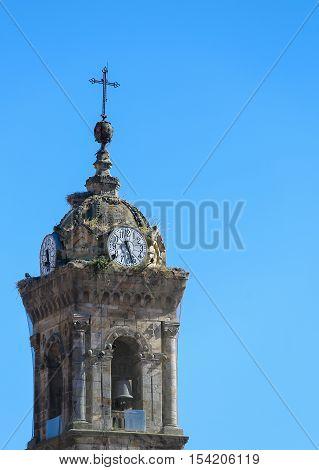 Church Of San Vicente Martir In Vitoria - Gasteiz
