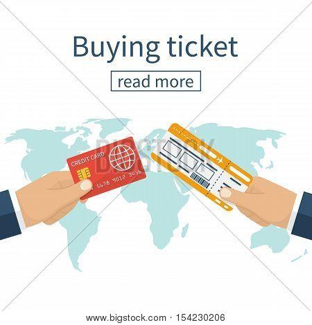 Buy Airline Ticket.