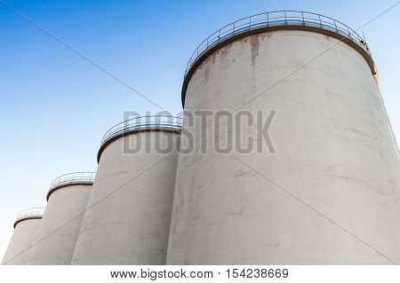 Tanks Made Of Concrete For Storage