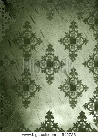 Gothic Medieval Diamond Background