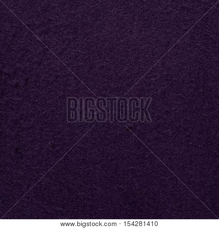 Blue velour suede texture background. Square close up