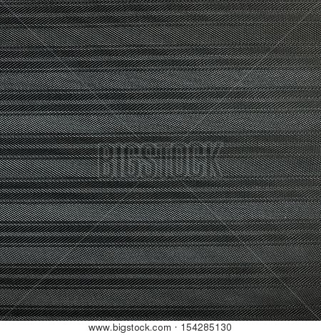 Shiny Twill Fabric Texture With Stripes