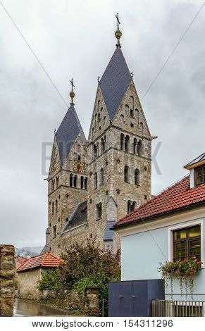 The Parish Church of Saint Bartholomew in Friesach is the largest in the entire region of Carinthia Austria
