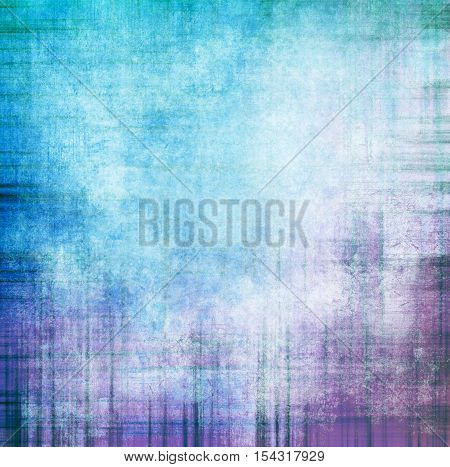 blue purple abstract background with stripes, grunge