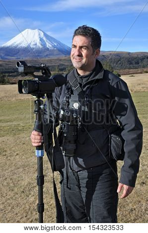 Professional Nature, Wildlife And Travel Videographer/photographer