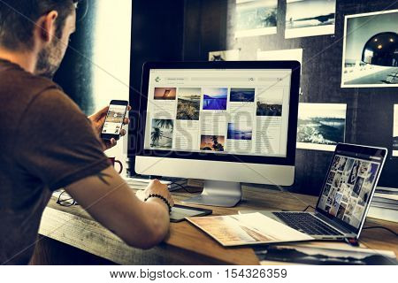 Photography Ideas Creative Occupation Design Studio Concept