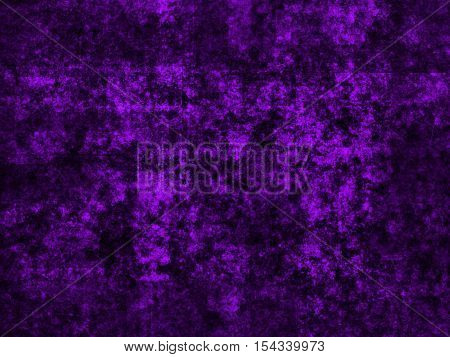 abstract wide colored scratched grunge background - purple and violet