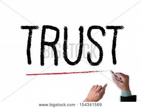 TRUST Business Concept and TRUST FUND achievement