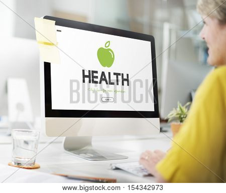 Health Care Healthy Life Concept