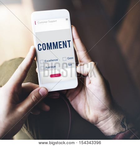 Comment Smartphone Concept
