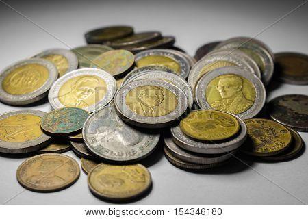 Coin Of Thailand.