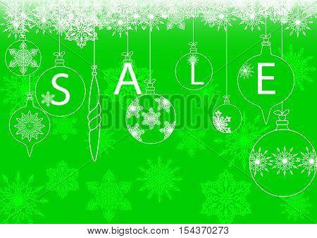 Christmas Balls With Sale