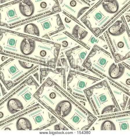 Splattered Money
