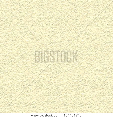 Texture of beige wall. Beige vector background.