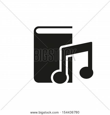 Audiobook icon. vector design. Library symbol. web. graphic. JPG. AI. app. logo. object. flat. image. sign. eps. art. picture - stock vector