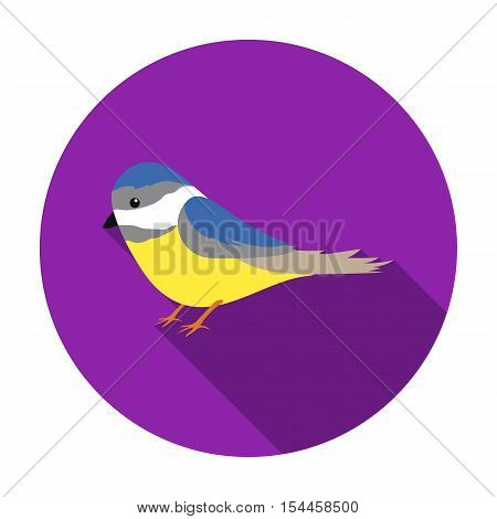 Parus icon in flat style isolated on white background. Park symbol stock vector illustration.