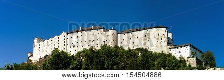 Fortress Hohensalzburg, Beautiful Medieval Castle In Salzburg