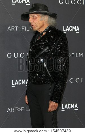 LOS ANGELES - OCT 29:  James Goldstein at the 2016 LACMA Art + Film Gala at Los Angeels Country Museum of Art on October 29, 2016 in Los Angeles, CA