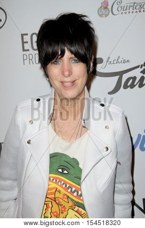 Diane Warren arrives at the
