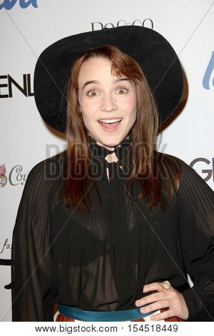 Renee Felice Smith arrives at the