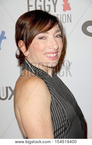 Naomi Grossman arrives at the