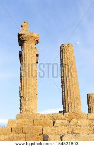 Greek Temples Valley.
