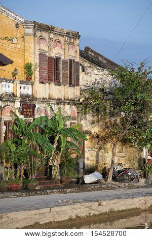 Restaurant Hoi An, Vietnam