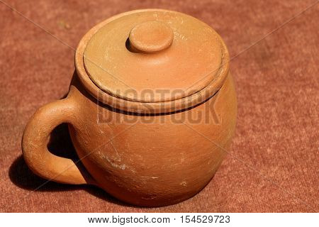 Harden Clay Pot Showing For Sale
