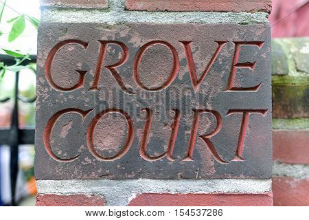 Grove Court - New York City