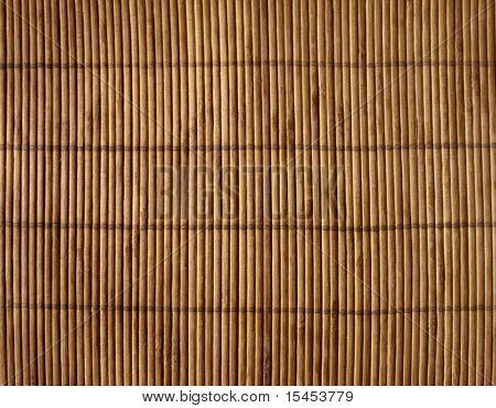 Background - volumetric Japanese reed mat