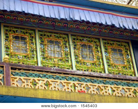 Monastery Windows