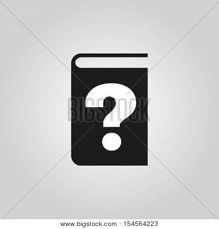 Questionnaire icon. vector design. Quizz symbol. web. graphic. JPG.