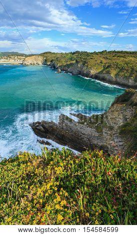 Summer Ocean Bay View (spain).