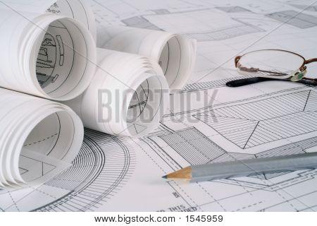 Architect Plans Series