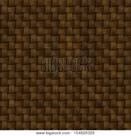 Brown wooden graphic knit texture or background