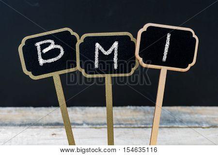 Business Acronym Bmi As Body Mass Index